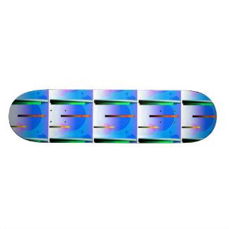 Outer Dimension Custom Skateboard