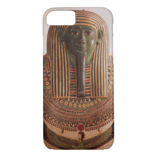 Outer lid of the sarcophagus of Psametik I (664-61 iPhone 8/7 Case