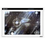 """Outer Space 17"""" Laptop Skins"""