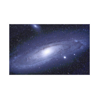 Outer Space 2  Stretched Canvas Print