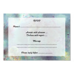 Outer Space. 3.5x5 Paper Invitation Card