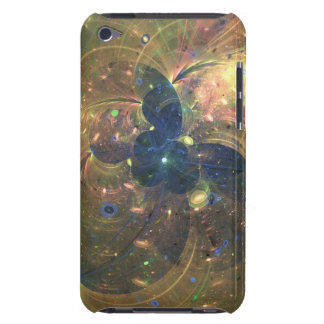 Outer Space Abstract Painting, Iphone Case