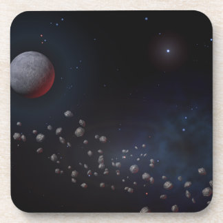 Outer Space Asteroids & Planets Coaster