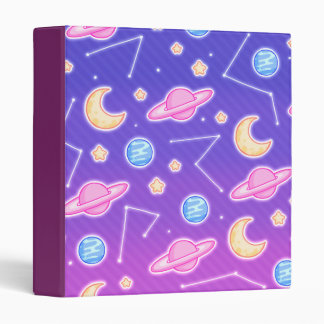 Outer Space! Binder