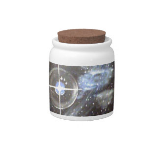 Outer Space Candy Jar