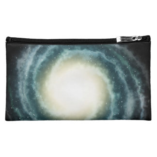 Outer Space Center of the Universe Cosmetic Bags