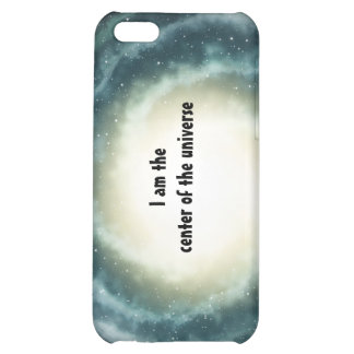 Outer Space Center of the Universe Case For iPhone 5C