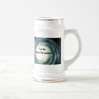 Outer Space Center of the Universe Mug