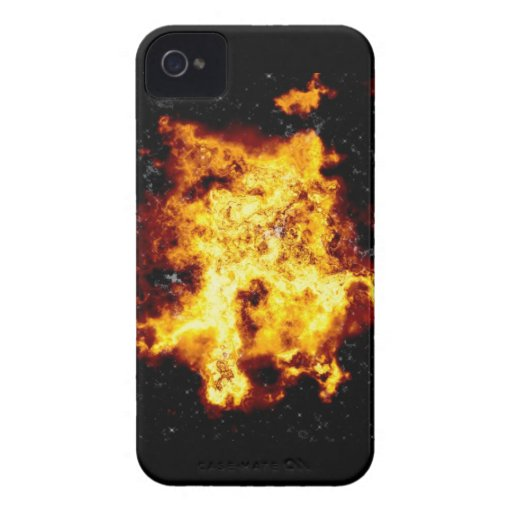 Outer Space Cloud Burst Phone Case Case-Mate iPhone 4 Cases