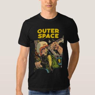 Outer Space Comics no.18 T Shirt