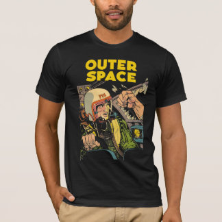 Outer Space Comics no.18 T-Shirt