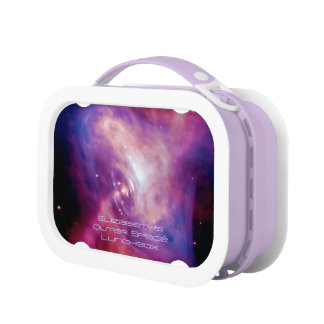 Outer space: Crab Pulsar, Intriguing Astronomy Lunch Box