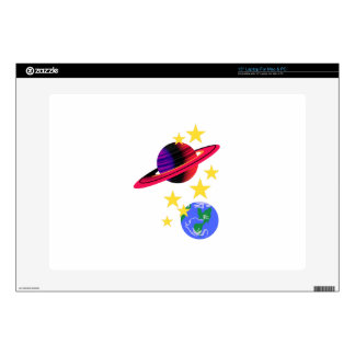 Outer Space Decals For Laptops
