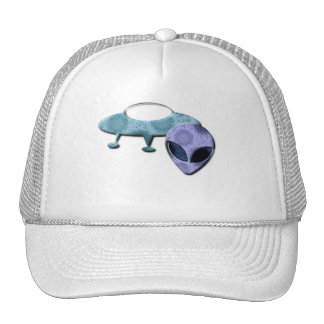 Outer Space Design Baseball Hat