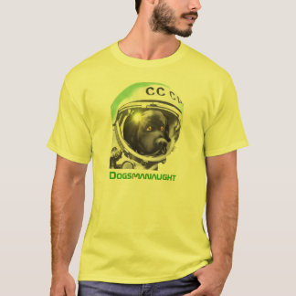 Outer Space 'Dogsmanaught' T-Shirt