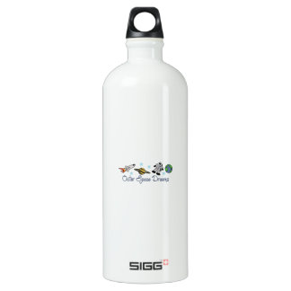 OUTER SPACE DREAMS WATER BOTTLE