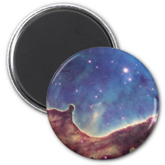Outer Space Magnent 2 Inch Round Magnet