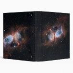 Outer Space Nebula Binder