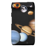 Outer space planets galaxy Motorola Droid RAZR Droid RAZR Covers