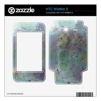 Outer Space. HTC Wildfire S Decals