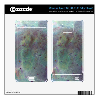 Outer Space. Samsung Galaxy S II Decal