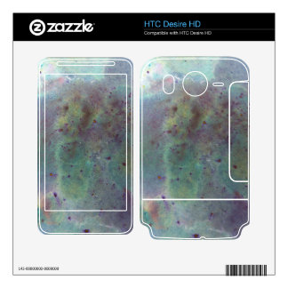 Outer Space. Decal For HTC Desire HD