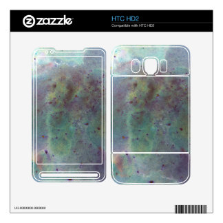 Outer Space. Decal For The HTC HD2