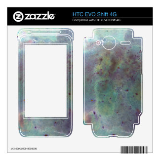 Outer Space. HTC EVO Shift 4G Skin