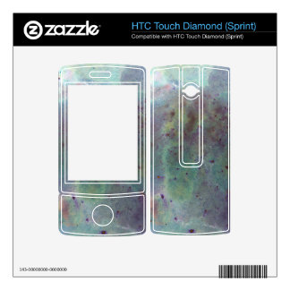 Outer Space. HTC Touch Diamond Skin