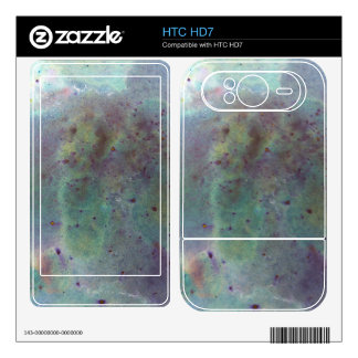Outer Space. HTC HD7 Decals