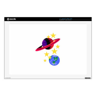 Outer Space Skins For Laptops