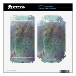 Outer Space. Skin For HTC Sensation