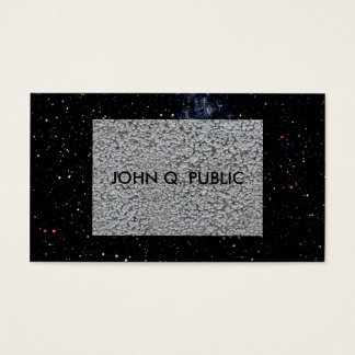 OUTER SPACE STARS EXPANSE ~ BUSINESS CARD