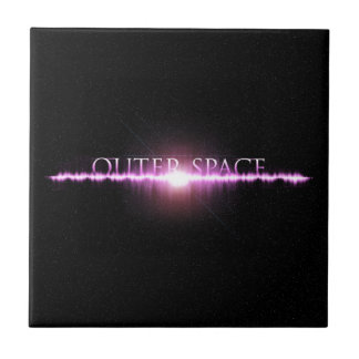 Outer Space Tile