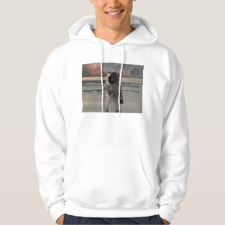 Outer Space Travel Adventure Hoodie