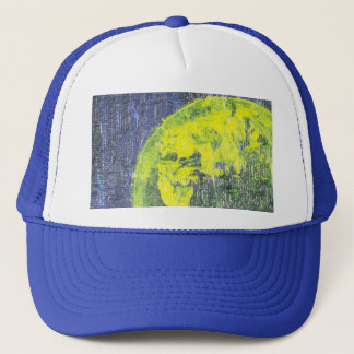 Outer Space Trucker Hat