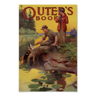 Outer's Book The Big Fish Poster