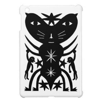 Outerspace Monster iPad Mini Cases