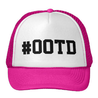 Outfit of the day #OOTD Trucker Hat