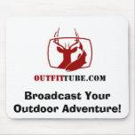OutfitTube.com Mousepad