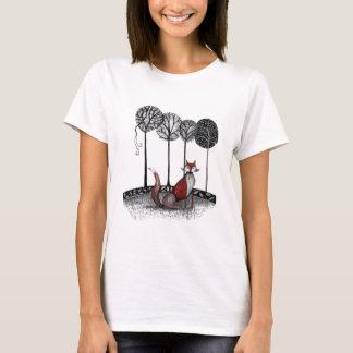 Outfox the fox T-Shirt