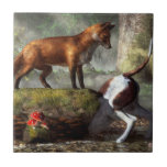 Outfoxed Tile