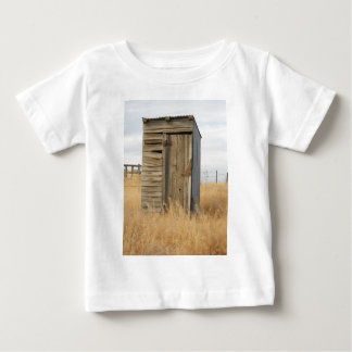 """""""Outhouse"""" Baby T-Shirt"""
