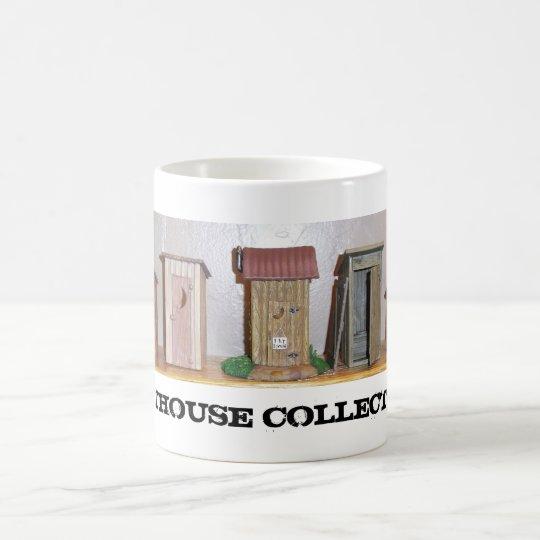 OUTHOUSE COLLECTION COFFEE MUG
