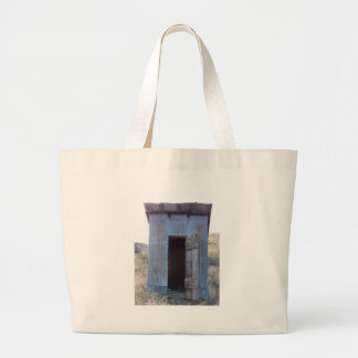 Outhouse Large Tote Bag