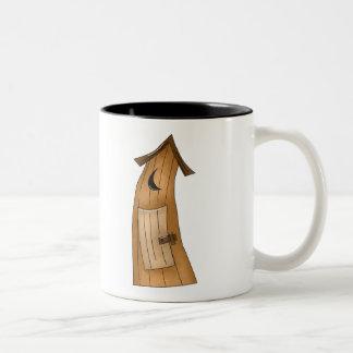 Outhouse Mugs