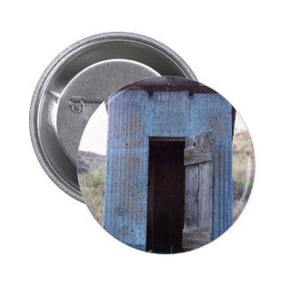 Outhouse Pinback Button