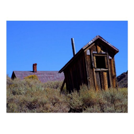 Outhouse Post Cards