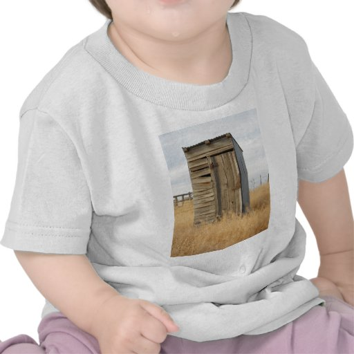 """""""Outhouse"""" T Shirts"""
