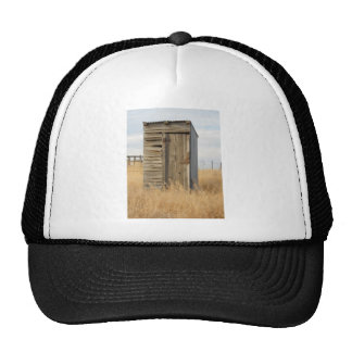 """Outhouse"" Trucker Hat"